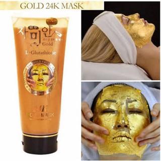 Mặt Nạ Vàng 24K Glutathione Mịn Sáng Da - Hàn Quốc - MNV9313 thumbnail