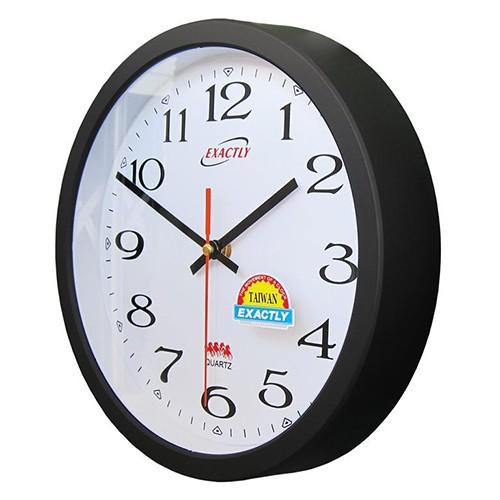 Đồng hồ treo tường Exactly U470 Đen - 8394504 , 17833325 , 15_17833325 , 134000 , Dong-ho-treo-tuong-Exactly-U470-Den-15_17833325 , sendo.vn , Đồng hồ treo tường Exactly U470 Đen