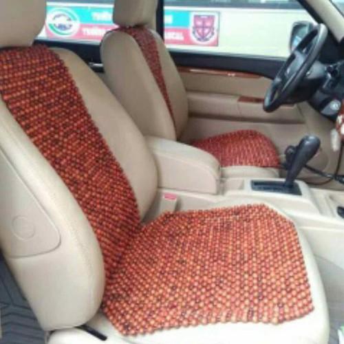 lót ghế ô tô hình cây đàn gỗ hương loại 1