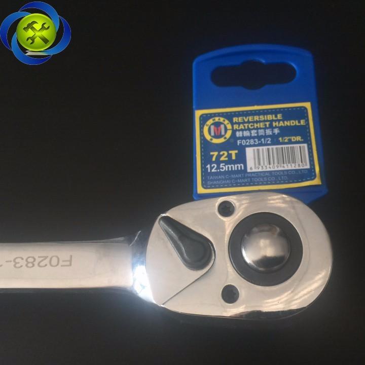 Cần siết tự động C-Mart F0283 72 răng 1 phần 2 2