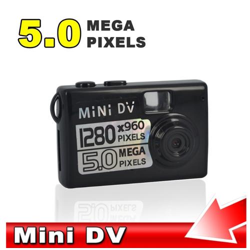 Camera Ghi Hình Mini HD 720P