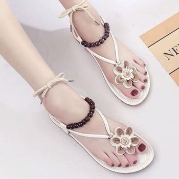 Kết quả hình ảnh cho giày dép đính hoa