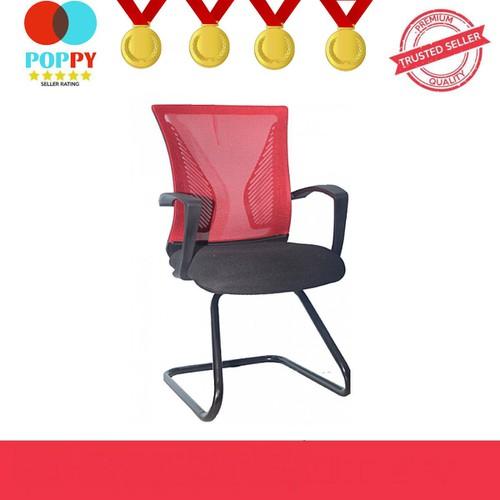 Ghế Phòng Họp PP298530Q Đỏ