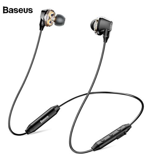 Tai nghe Bluetooth cao cấp Baseus NGS10-01 Bluetooth 4.1-Hàng Nhập Khẩu Chính Hãng