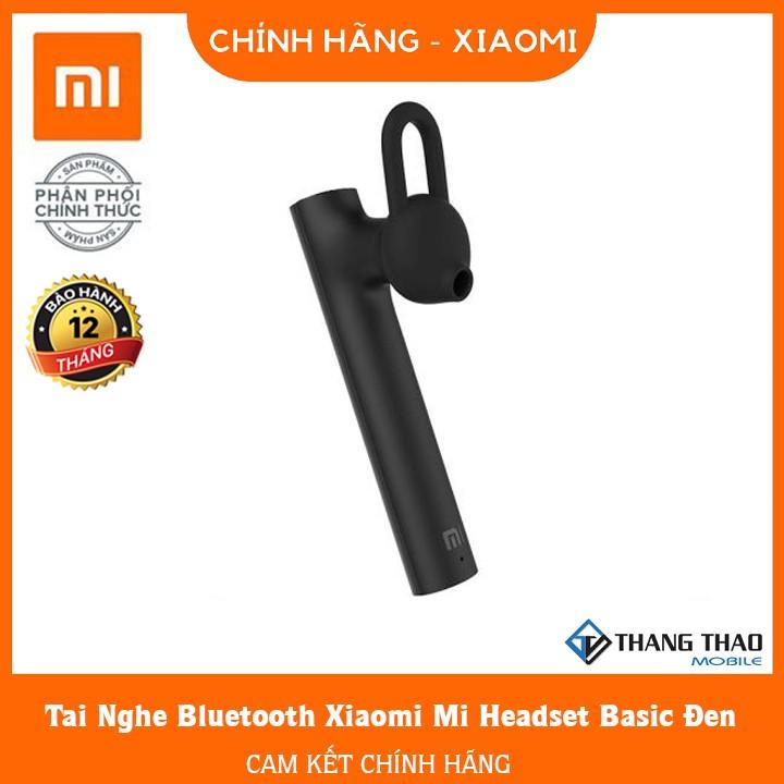 Tai Nghe Nhét Tai Di Động Bluetooth Xiaomi Headset Basic