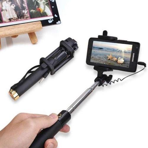 Gậy Chụp Hình Tự Sướng Selfie Stick Cổng Lightning Cho Iphone