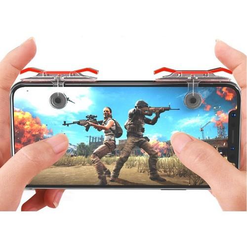 Nút chơi game E9 hỗ trợ game PUBG Mobile , Liên quân Mobile, Rules of Survival, Free fire