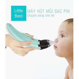 Máy hút mũi cho Bé dùng pin sạc - mayhutmui thumbnail