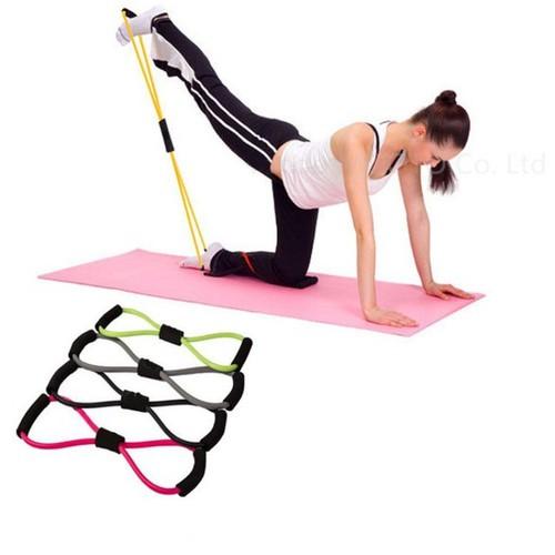 Yoga dây tập thể dục tại nhà, giảm bụng, tăng cơ, giảm đùi, nam nữ