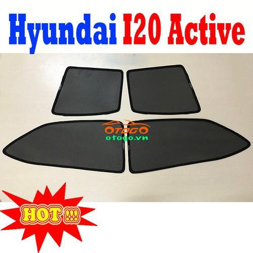 BỘ CHE NẮNG KÍNH Ô Tô THEO XE - Hyundai i20 ACTIVE