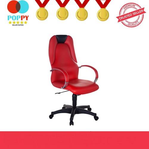 Ghế Nhân Viên Office Chân Xoay PP292342 Đỏ