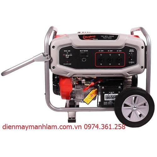 Máy Phát Điện Chạy Xăng 5.5KW VINAFARM 7900 - 9004612 , 18659847 , 15_18659847 , 15900000 , May-Phat-Dien-Chay-Xang-5.5KW-VINAFARM-7900-15_18659847 , sendo.vn , Máy Phát Điện Chạy Xăng 5.5KW VINAFARM 7900