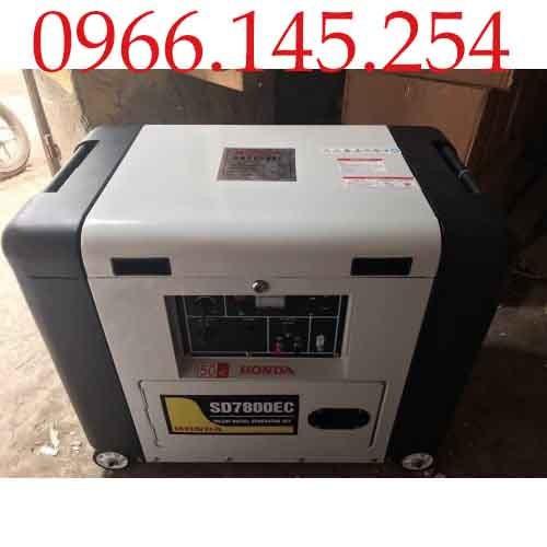 máy phát điện SD7800 EC