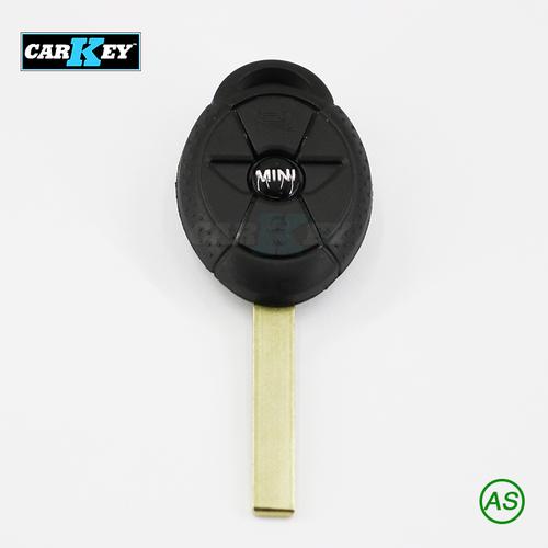Vỏ chìa khóa xe-MiniCooper 3 nút tròn- Vỏ chìa khóa ô tô-Mini Cooper 3 nút tròn - BMW21 6B3