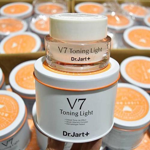 Kem V7 Toning Light Hàn Quốc chính hãng