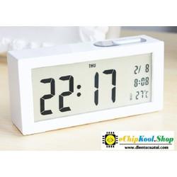 Đồng hồ Led để bàn trang trí phòng khách, phòng ngủ, chung cư, khách sạn