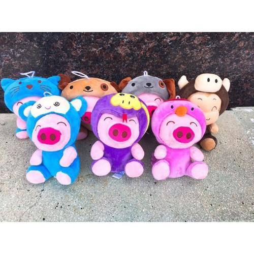 Set 2 gấu bông cho bé