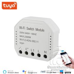 Công Tắc Module Wifi Hỗ Trợ Công Tắc Tay SmartHomePlus SHP-SA1