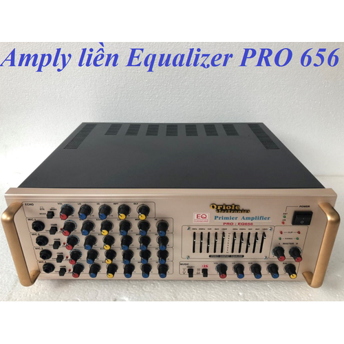 Âm ly liền equalizer Oriole Pro EQ656