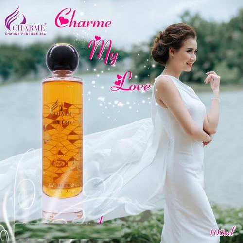 Nước Hoa Nữ Charme My Love 100ml - 9008427 , 18664280 , 15_18664280 , 650000 , Nuoc-Hoa-Nu-Charme-My-Love-100ml-15_18664280 , sendo.vn , Nước Hoa Nữ Charme My Love 100ml