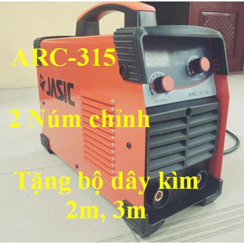 Máy Hàn Jasic ARC-315 giá rẻ - 9006012 , 18661313 , 15_18661313 , 1299000 , May-Han-Jasic-ARC-315-gia-re-15_18661313 , sendo.vn , Máy Hàn Jasic ARC-315 giá rẻ