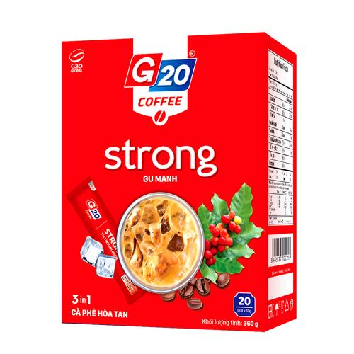 CÀ PHÊ STRONG G20 - 9011147 , 18667809 , 15_18667809 , 80000 , CA-PHE-STRONG-G20-15_18667809 , sendo.vn , CÀ PHÊ STRONG G20