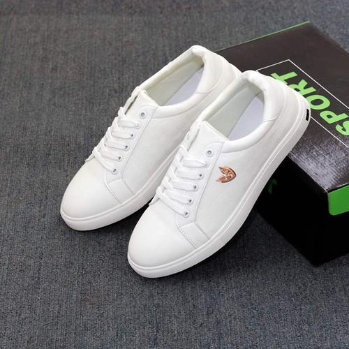 Giày nam- giày sneaker-thể thao cổ thấp- thể thao nam- mã M9-Trắng - 9011545 , 18668466 , 15_18668466 , 338000 , Giay-nam-giay-sneaker-the-thao-co-thap-the-thao-nam-ma-M9-Trang-15_18668466 , sendo.vn , Giày nam- giày sneaker-thể thao cổ thấp- thể thao nam- mã M9-Trắng