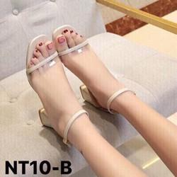 Giày sandal cao gót-Giày sandal cao gót