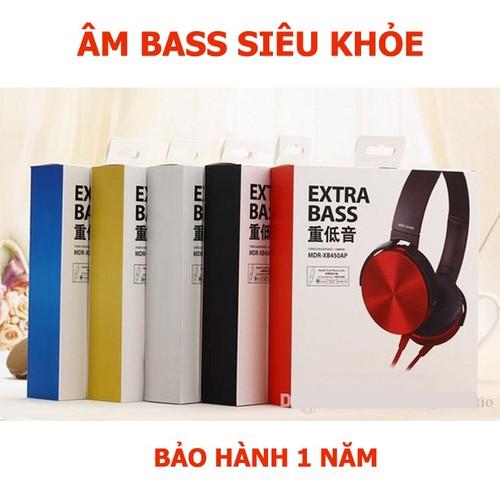 Tai Nghe Chụp Tai Extra Bass XB450AP Đẳng Cấp - 9002876 , 18657219 , 15_18657219 , 180000 , Tai-Nghe-Chup-Tai-Extra-Bass-XB450AP-Dang-Cap-15_18657219 , sendo.vn , Tai Nghe Chụp Tai Extra Bass XB450AP Đẳng Cấp