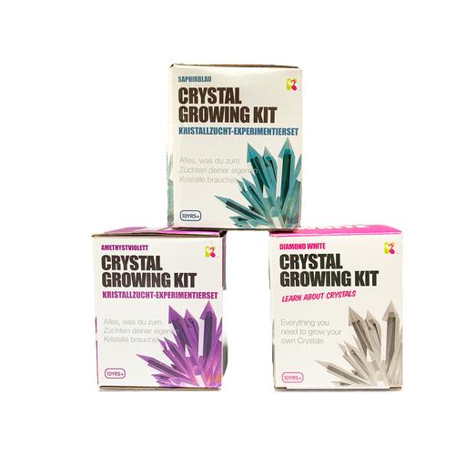 Bộ đồ chơi khoa học nuôi trồng tinh thể Crystal Growing Kit