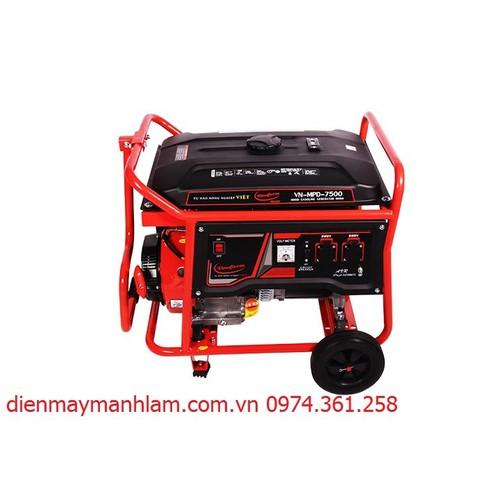 Máy Phát Điện Chạy Xăng 5.5KW VINAFARM 7500 - 9002866 , 18657209 , 15_18657209 , 16400000 , May-Phat-Dien-Chay-Xang-5.5KW-VINAFARM-7500-15_18657209 , sendo.vn , Máy Phát Điện Chạy Xăng 5.5KW VINAFARM 7500