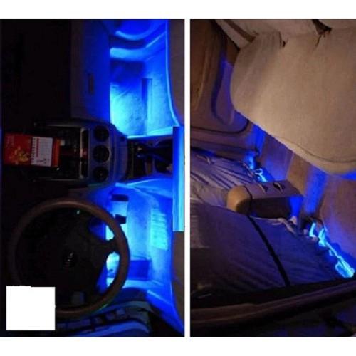 đèn nội thất 7 màu xe MD3