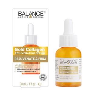 Tinh Chất Serum Chống Lão Hóa Mờ Nám Balance Gold Collagen 30ml - goldcollagen thumbnail