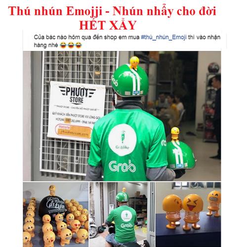 [ RẺ NHẤT SENDO + GIAO HÌNH NGẪU NHIÊN ] Thú Nhún Emojji con lắc lò xo - Siêu Chất - Siêu Vui Emoji - siêu HOT - 4816977 , 18666094 , 15_18666094 , 30000 , -RE-NHAT-SENDO-GIAO-HINH-NGAU-NHIEN-Thu-Nhun-Emojji-con-lac-lo-xo-Sieu-Chat-Sieu-Vui-Emoji-sieu-HOT-15_18666094 , sendo.vn , [ RẺ NHẤT SENDO + GIAO HÌNH NGẪU NHIÊN ] Thú Nhún Emojji con lắc lò xo - Siêu Chất