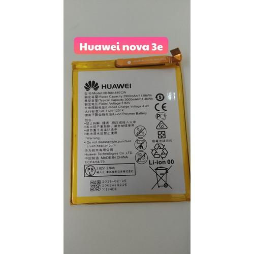 Pin huawei nova 3e chính hãng
