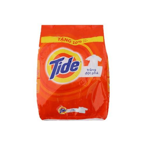 Bột giặt Tide trắng đột phá gói 400g
