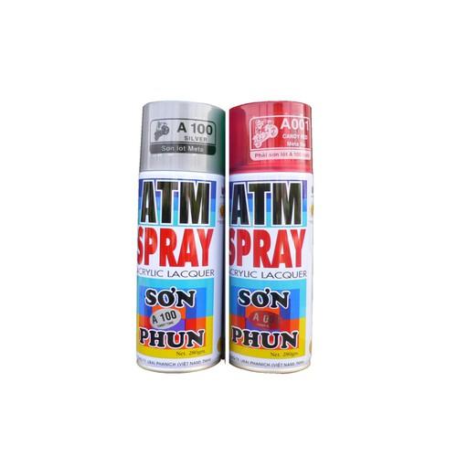 Sơn Xịt ATM Cho xe máy Spray - Huy Tưởng - 9010033 , 18666567 , 15_18666567 , 51700 , Son-Xit-ATM-Cho-xe-may-Spray-Huy-Tuong-15_18666567 , sendo.vn , Sơn Xịt ATM Cho xe máy Spray - Huy Tưởng