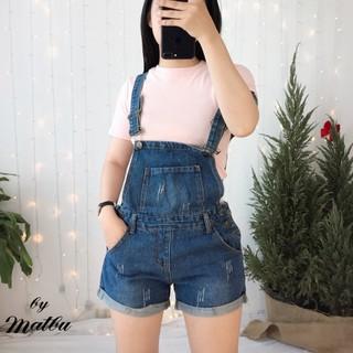 Yếm jean nữ thời trang - TD2412 thumbnail