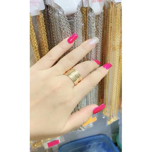 Nhẫn ximen trơn cao cấp dát vàng 18k - 9014702 , 18673301 , 15_18673301 , 250000 , Nhan-ximen-tron-cao-cap-dat-vang-18k-15_18673301 , sendo.vn , Nhẫn ximen trơn cao cấp dát vàng 18k