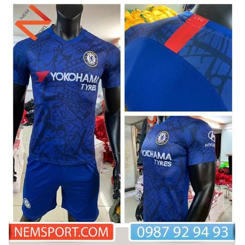 Quần áo Đá Bóng Nam CLB Chelsea 2019 - 2020 - 9014688 , 18673287 , 15_18673287 , 110000 , Quan-ao-Da-Bong-Nam-CLB-Chelsea-2019-2020-15_18673287 , sendo.vn , Quần áo Đá Bóng Nam CLB Chelsea 2019 - 2020