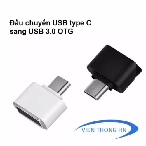 Đầu chuyển USB type C sang USB 3.0 OTG - cho điện thoại máy tính bảng - 9020067 , 18680412 , 15_18680412 , 12000 , Dau-chuyen-USB-type-C-sang-USB-3.0-OTG-cho-dien-thoai-may-tinh-bang-15_18680412 , sendo.vn , Đầu chuyển USB type C sang USB 3.0 OTG - cho điện thoại máy tính bảng