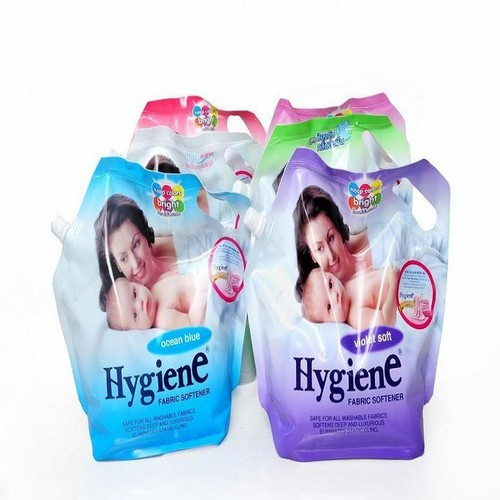 Nước xả vải Hygiene - Túi 1.8L - Đủ 6 Màu - TQA011