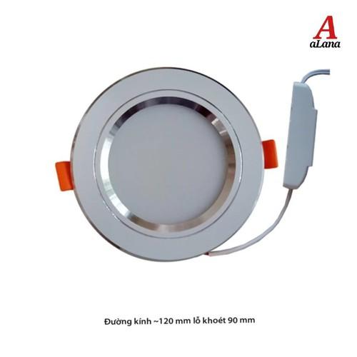 Bộ 50 đèn led âm trần viền bạc 7w tròn 3 màu 3 chế độ - 9025760 , 18688291 , 15_18688291 , 2369000 , Bo-50-den-led-am-tran-vien-bac-7w-tron-3-mau-3-che-do-15_18688291 , sendo.vn , Bộ 50 đèn led âm trần viền bạc 7w tròn 3 màu 3 chế độ