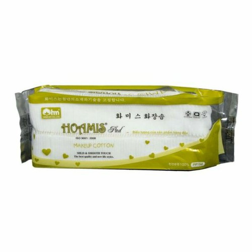 Bông tẩy trang cao cấp HOAMIS 140 miếng - 9022243 , 18683021 , 15_18683021 , 33000 , Bong-tay-trang-cao-cap-HOAMIS-140-mieng-15_18683021 , sendo.vn , Bông tẩy trang cao cấp HOAMIS 140 miếng