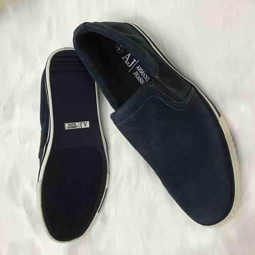 giày lười nam hàng VNXK