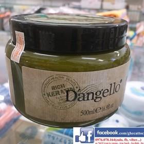 HẤP TÓC PHỤC HỒI HƯ TỔN DANGELLO KERATIN 500ML + 01 kẹp + 01 mũ ủ - Ủ TÓC DANGELLO 4