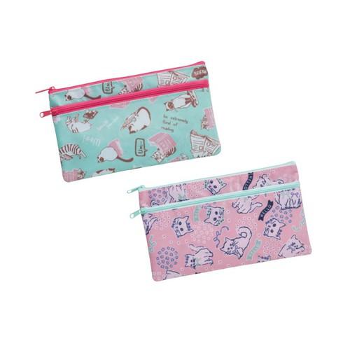 Túi đựng mỹ phẩm, đồ trang điểm 2 ngăn - Hàng nội địa Nhật - 9020981 , 18681631 , 15_18681631 , 59000 , Tui-dung-my-pham-do-trang-diem-2-ngan-Hang-noi-dia-Nhat-15_18681631 , sendo.vn , Túi đựng mỹ phẩm, đồ trang điểm 2 ngăn - Hàng nội địa Nhật