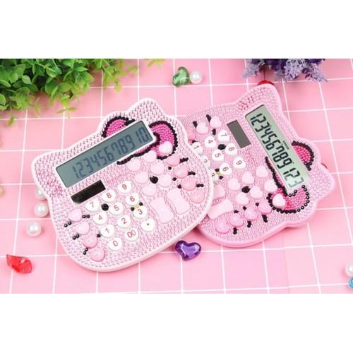 Máy tính kim cương Hello Kitty - 9022069 , 18682837 , 15_18682837 , 97000 , May-tinh-kim-cuong-Hello-Kitty-15_18682837 , sendo.vn , Máy tính kim cương Hello Kitty