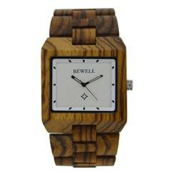 Đồng hồ gỗ đeo tay nam bewell, Đồng hồ đeo tay bằng gỗ, Đồng hồ nam bằng gỗ đeo