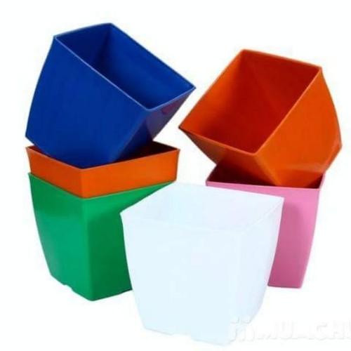 Xả KHO 10 chậu vuông siêu đẹp rộng 16cm - 9025271 , 18687334 , 15_18687334 , 79500 , Xa-KHO-10-chau-vuong-sieu-dep-rong-16cm-15_18687334 , sendo.vn , Xả KHO 10 chậu vuông siêu đẹp rộng 16cm